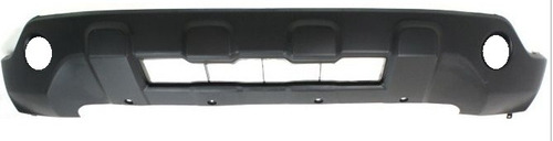 facia defensa inferior con antiniebla honda crv 2007 - 2009