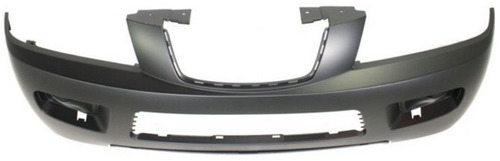 facia defensa superior delantera saturn vue 2006 - 2007