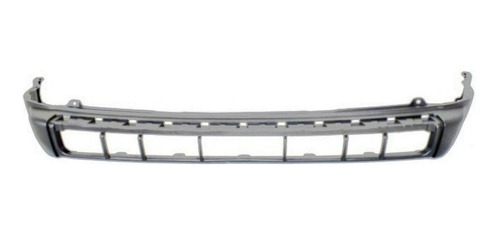facia defensa trasera gris oscuro honda element 2003 - 2006