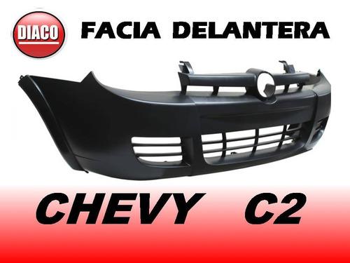facia delantera chevy c2 nueva 2004 2005 2006 2007 2008