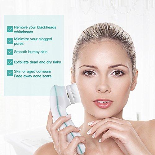 facial cepillo facial cepillo limpieza facial