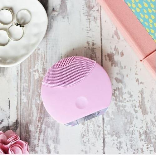 facial escova limpeza
