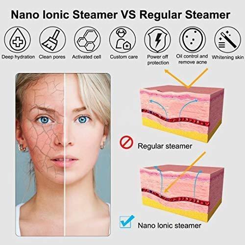 facial facial vaporizador