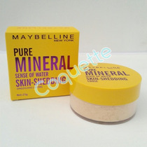 Polvo Suelto Clinique Mac Maybelline