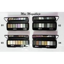 Paleta De Sombras Mac Cosmetics 8 Tonos Mayor Y Detal