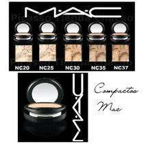 Polvo Compacto Clinique, Estee Lauder, Naked Y Mac