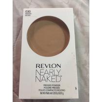 Polvo Compacto Revlon Nearly Naked -medium-