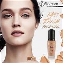 Base Liquida Flormar Mat Touch