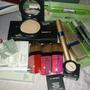 Combo Set Maquillaje Labial Mascara Mac Clinique Naked