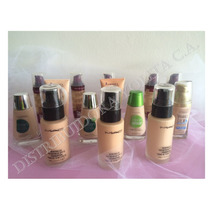 Bases Loreal, Maybelline, Covergirl,mac,rimmel Y Orly