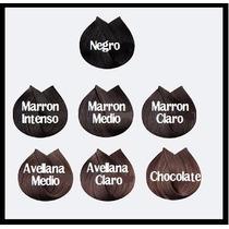 Pigmentos Para Cejas Marron Y Negro