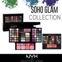 Paleta De Maquillaje Nyx Soho Glam Colletion