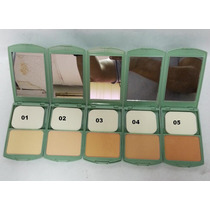 Polvo Compacto Clinique Mac Maquillaje Mayor Y Detal