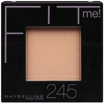 Polvo Compacto Maybelline Fit Me # 245 Medium Beige