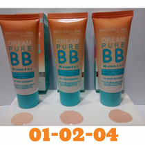 Bases Maybelline Dream Pure Bb 8 En 1 Ofertas Al Mayor