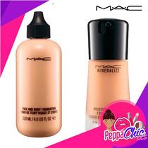 Bases Mac Cosmetics Matchmaster Mineralize Sculpt F&b Miracl