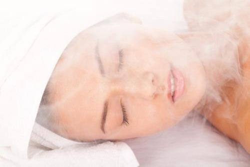 facial vaporizador vapor facial piel