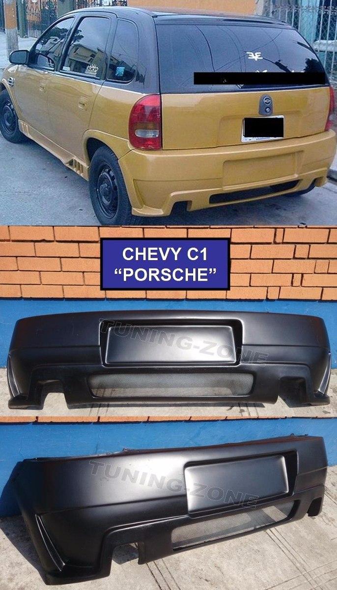 Facias Deportivas Para Chevy C1 Trasera Porsche 1 538