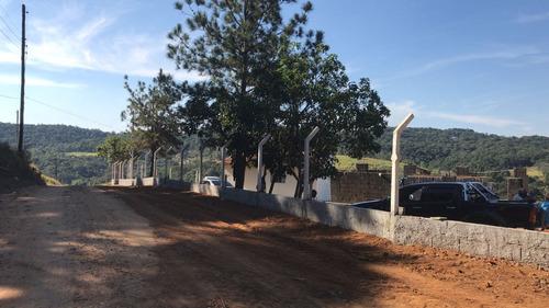 facil acesso terrenos plano pronto p construir com portaria