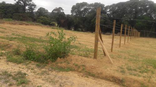 facil acesso terrenos planos com portaria e lago para lazer