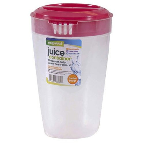 fácil paquete plástico jugo lanzador , 2- cuarto de galón