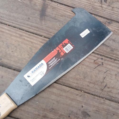 facão cana machete ramada importado bolívia grande forte