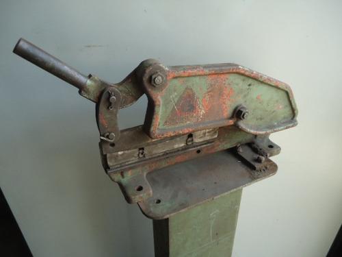 facão corta chapa metal nº 4 schulz corte 220 mm