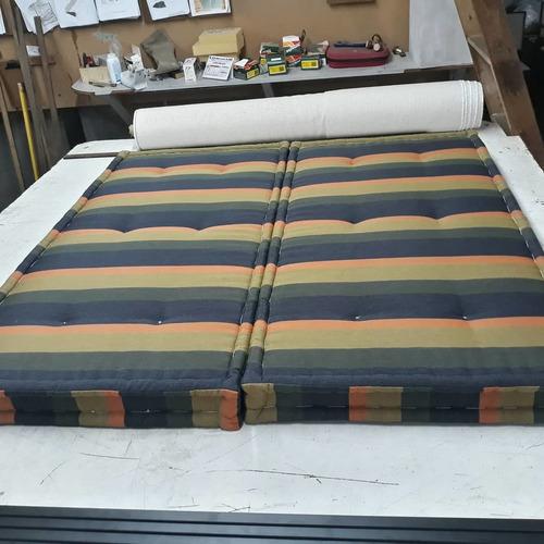 faço futons com bordas de espumas..sob medida...