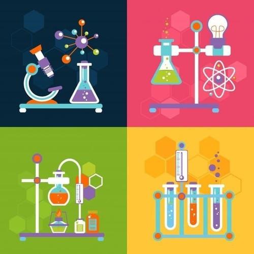 faço listas de exercícios de matemática, química e cálculo