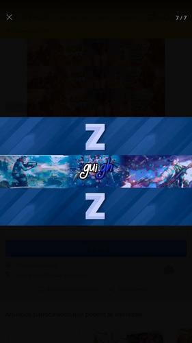 faço logotipos/banners/thumbnail