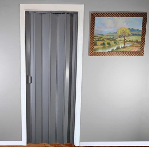faço porta sanfonadas