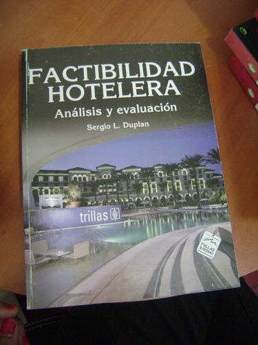factibilidad hotelera, análisis y evaluación