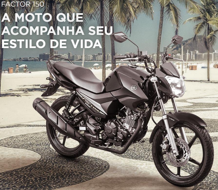 Yamaha Factor 150 Pre O 2020