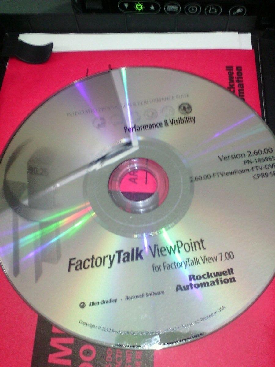 Factorytalk View Me Runtime 9701-vwmr030aene 30 Pantallas