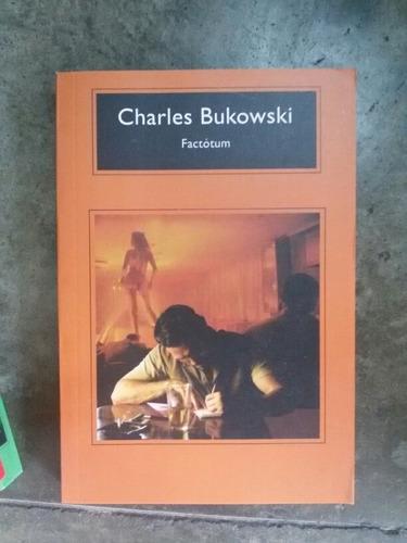 factótum. charles bukowski. (libro físico)
