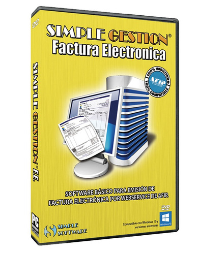 factura electronica, programa simple, facil y rapido
