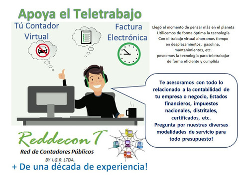 factura electrónica sin mensualidades / outsourcing contable