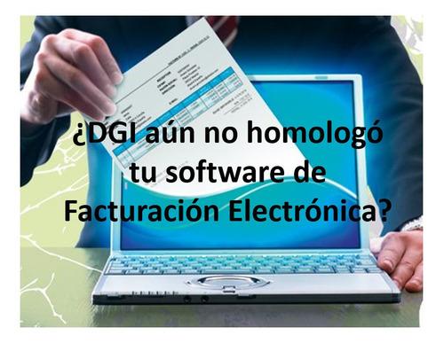 facturación electrónica ¡¡¡ ofrece tu propio software !!!