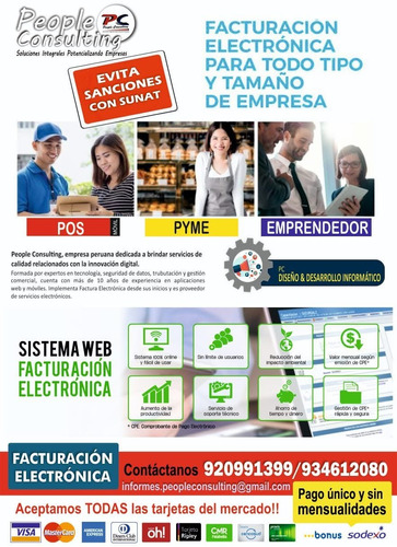facturacion electronica peopleconsultingeirl.com