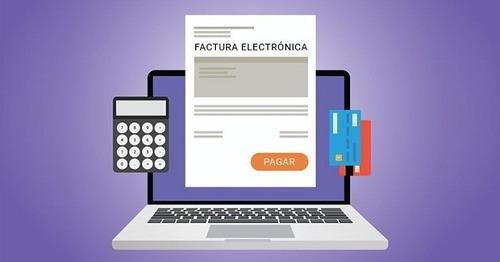 facturación electrónica sin mensualidades