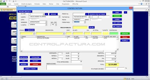 facturación electrónica - sistema pos