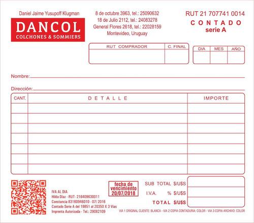 facturas - afiches - folletos - volantes -  imprenta