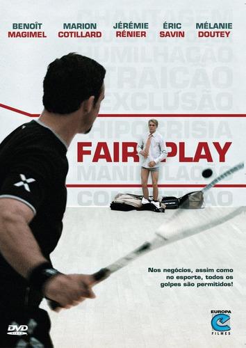 fair play - dvd lacrado - eric savin - benoît magimel