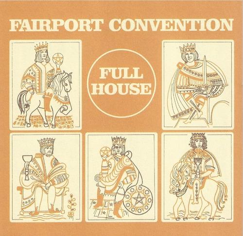 fairport convention - full house ( cd - rem - importado uk )