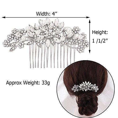fairy moda vintage accesorios para el cabello de la boda pa