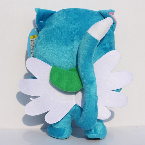 fairy tail - happy peluche de 30cm