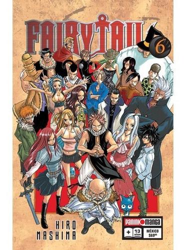 fairy tail manga tomos originales panini manga
