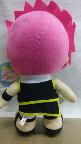 fairy tail natsu dragneel peluche original 27 cm