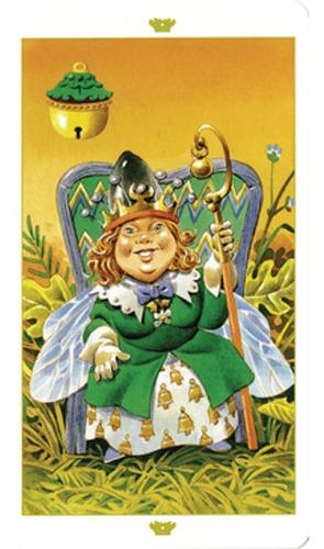fairy tarot antonio lupattelli