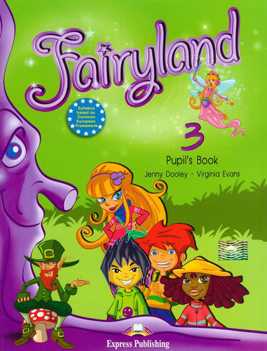 fairyland 3 - pupil s book - expres publishing - rincon 9